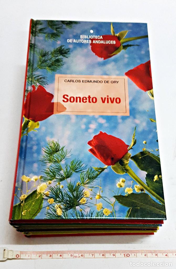 Libros de segunda mano: LOTE DE 6 LIBROS BIBLIOTECA AUTORES ANDALUCES. - Foto 4 - 183844192