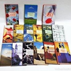 Libros de segunda mano: LOTE DE 15 LIBROS BIBLIOTECA AUTORES ANDALUCES.. Lote 183845320