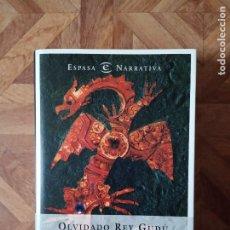 Libros de segunda mano: ANA MARÍA MATUTE - OLVIDADO REY GUDÚ. Lote 183993802