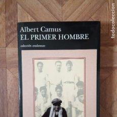 Libros de segunda mano: ALBERT CAMUS - EL PRIMER HOMBRE. Lote 183994551