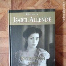 Libros de segunda mano: ISABEL ALLENDE - RETRATO EN SEPIA. Lote 183994816