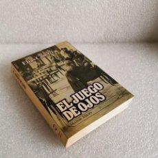Libros de segunda mano: ELÍAS CANETTI - EL JUEGO DE OJOS - MUCHNIK EDITORES 1985. Lote 184019901