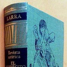 Libros de segunda mano: EL POBRECITO HABLADOR - MARIANO JOSÉ DE LARRA - CASA DEL LIBRO - 1979 - IMPECABLE. Lote 184062391