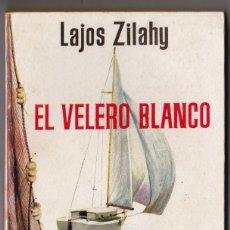 Libros de segunda mano: EL VELERO BLANCO. CLASICOS PLAZA Nº 86. - ZILAHY, LAJOS.. Lote 184240725