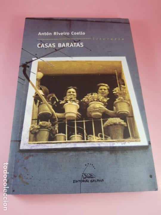 Libros de segunda mano: LIBRO-CASAS BARATAS-ANTÓN RIVEIRO COELLO-EDITORIAL GALAXIA-GALLEGO-2ºedición-2006-nuevo-ver f - Foto 7 - 184455553