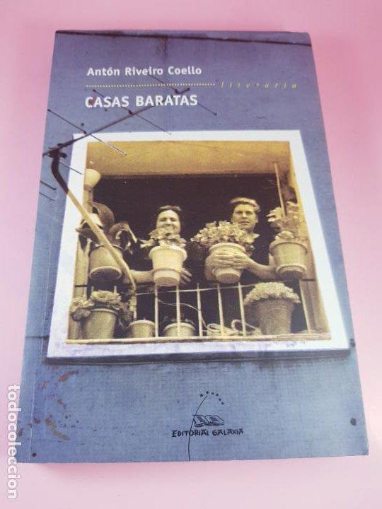 Libros de segunda mano: LIBRO-CASAS BARATAS-ANTÓN RIVEIRO COELLO-EDITORIAL GALAXIA-GALLEGO-2ºedición-2006-nuevo-ver f - Foto 11 - 184455553