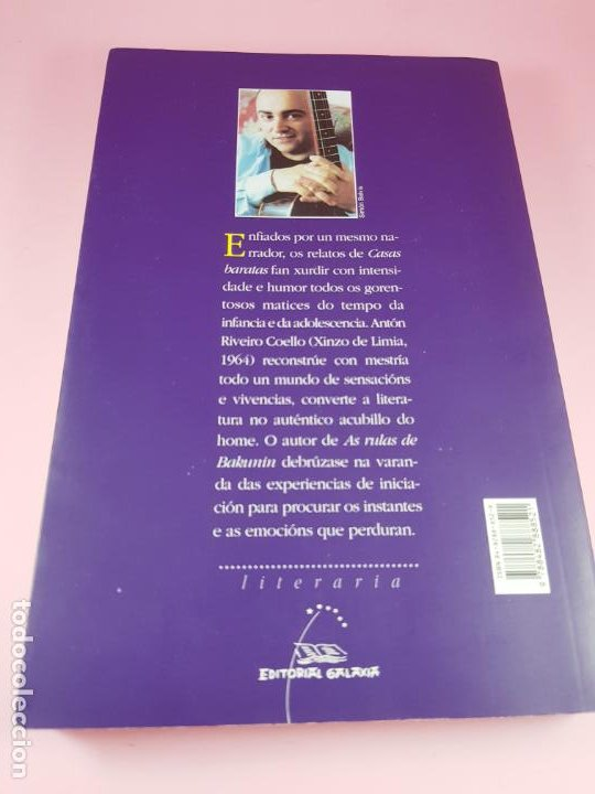 Libros de segunda mano: LIBRO-CASAS BARATAS-ANTÓN RIVEIRO COELLO-EDITORIAL GALAXIA-GALLEGO-2ºedición-2006-nuevo-ver f - Foto 13 - 184455553