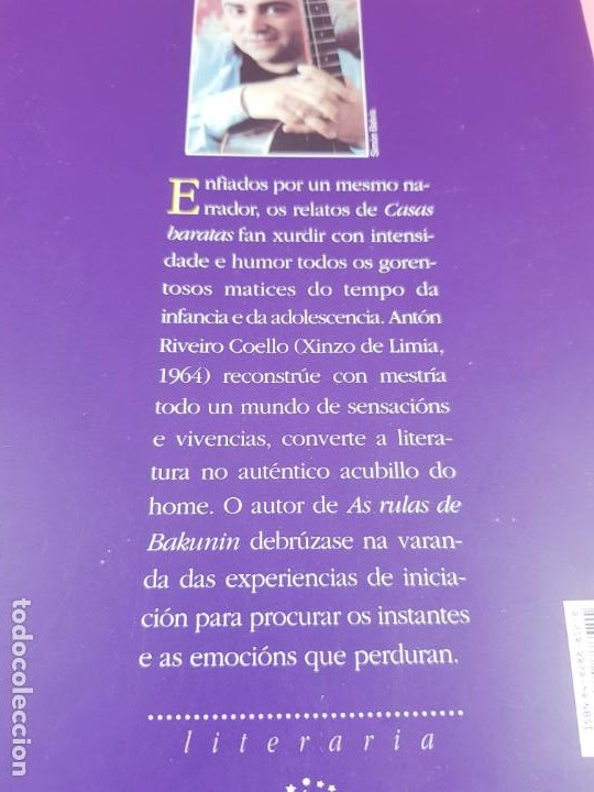 Libros de segunda mano: LIBRO-CASAS BARATAS-ANTÓN RIVEIRO COELLO-EDITORIAL GALAXIA-GALLEGO-2ºedición-2006-nuevo-ver f - Foto 12 - 184455553