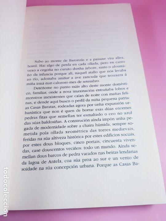 Libros de segunda mano: LIBRO-CASAS BARATAS-ANTÓN RIVEIRO COELLO-EDITORIAL GALAXIA-GALLEGO-2ºedición-2006-nuevo-ver f - Foto 10 - 184455553