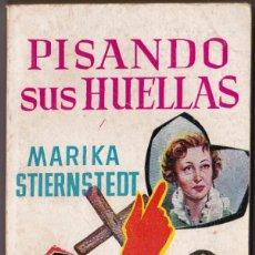 Libros de segunda mano: PISANDO SUS HUELLAS, MARIKA STIERNSTEDT, PLAZA, 1960. Lote 184476323