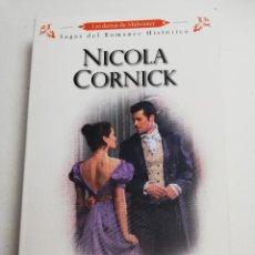 Libros de segunda mano: UN IRRESISTIBLE LORD (NICOLA CORNICK). Lote 184490775