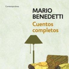 Libros de segunda mano: CUENTOS COMPLETOS. - BENEDETTI, MARIO.. Lote 184756635