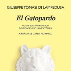 Libros de segunda mano: EL GATOPARDO. - TOMASI DI LAMPEDUSA, GIUSEPPE.. Lote 184757838