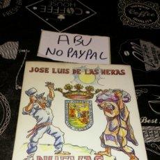 Libros de segunda mano: JOSÉ LUIS DE LAS HERAS NUEVAS LEYENDAS ALAVESAS. Lote 184797207