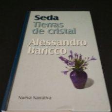 Libros de segunda mano: LIBRO DE ALESSANDRO BARICCO. Lote 186111375