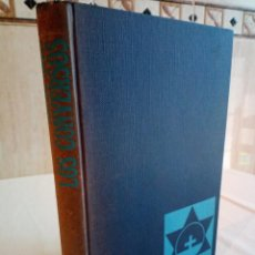 Libros de segunda mano: 248-LOS CONVERSOS, TERESKA TORRES, 1971. Lote 186183167