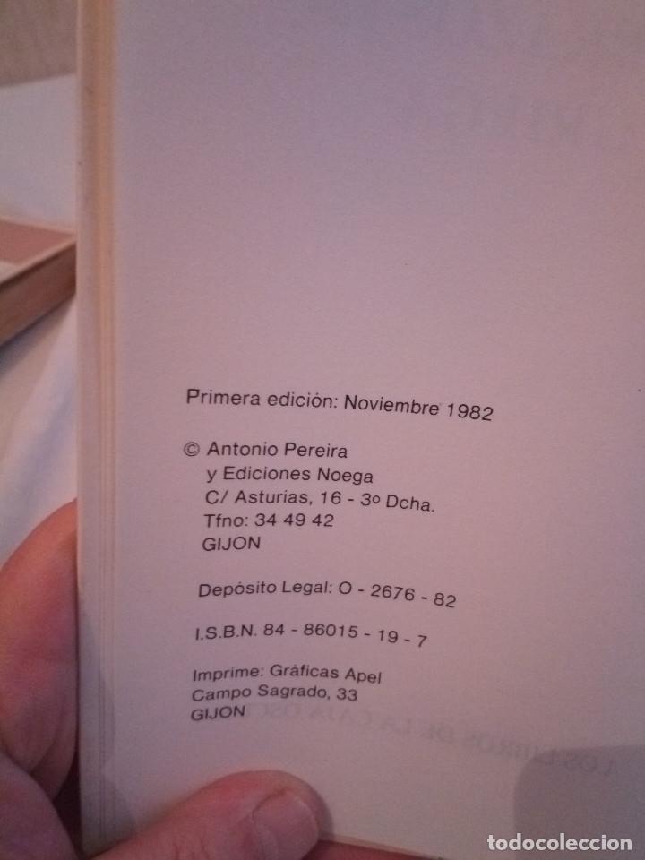 Libros de segunda mano: 187-LOS BRAZOS DE LA I GRIEGA, Antonio Pereira, 1982 - Foto 5 - 187126606