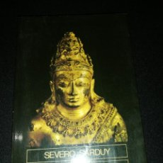Libros de segunda mano: SEVERO SARDUY, MAITREYA. Lote 187131670