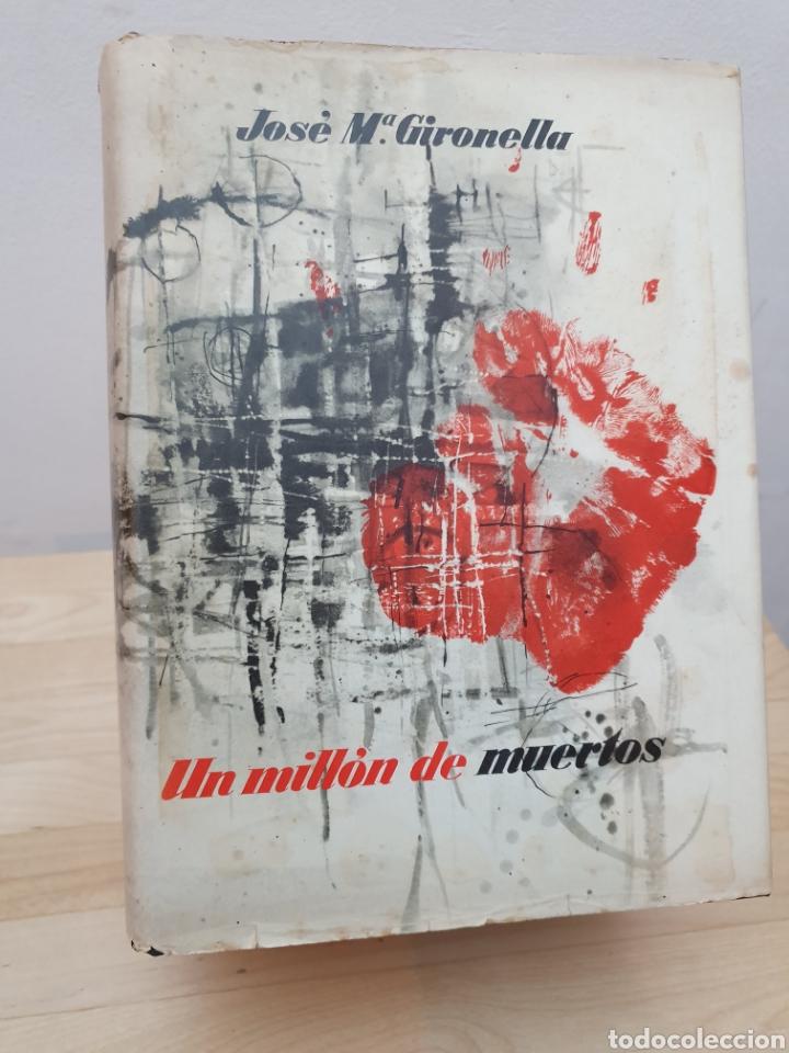 UN MILLÓN DE MUERTOS (Libros de Segunda Mano (posteriores a 1936) - Literatura - Narrativa - Otros)