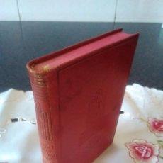 Libros de segunda mano: 219-PUERTO TARASCON, CARTAS DESDE MI MOLINO, ALPHONSE DAUDET, CRISOL 219 . Lote 187496293