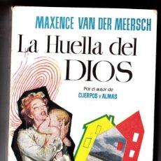 Libros de segunda mano: LA HUELLA DEL DIOS. CLASICOS PLAZA Nº 90.. Lote 187547742
