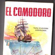 Libros de segunda mano: EL COMODORO. C. S. FORESTER. ALCOTÁN Nº 13. EDICIONES G.P. 1957. PORTADA CHACO PINO. HORNBLOWER.. Lote 187551720