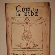 Libros de segunda mano: LIBRO - COM VA LA VIDA - HUMOR - BUENAFUENTE GREATEST HITS - ED. COLUMNA. Lote 188442185
