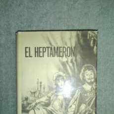 Libros de segunda mano: EL HEPTAMERON..1967. Lote 188696373
