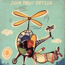 Libros de segunda mano: JUAN PABLO ORTEGA . OLIMPO SIGLO XX (CLUB DE LA SONRISA TAURUS, 1956) . Lote 188731873