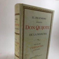 Libri di seconda mano: EL INGENIOSO HIDALGO DON QUIJOTE DE LA MANCHA - MIGUEL DE CERVANTES - AUSTRAL 2005. Lote 188781955