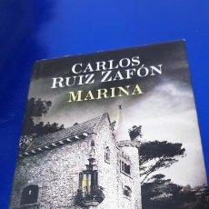 Libros de segunda mano: LIBRO-MARINA-CARLOS RUÍZ ZAFÓN-SOBRECUBIERTA-2008-3ªREIMPRESIÓN-SOBRECUBIERTA-VER FOTOS. Lote 185756860