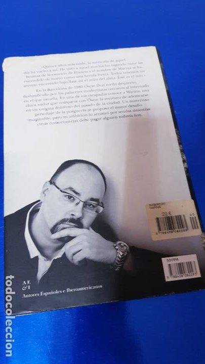 Libros de segunda mano: LIBRO-MARINA-CARLOS RUÍZ ZAFÓN-SOBRECUBIERTA-2008-3ªREIMPRESIÓN-SOBRECUBIERTA-VER FOTOS - Foto 10 - 185756860