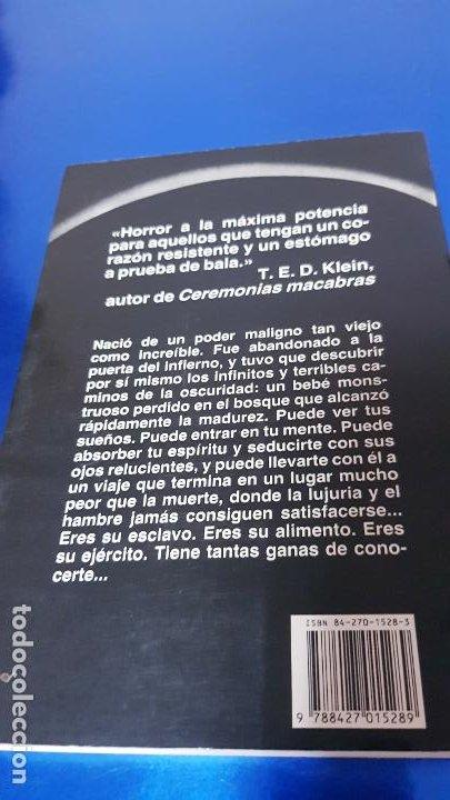 Libros de segunda mano: libro-la luz al final del tÚnel-ed.martinez ROCA-JOHN SKIPP+GRAIG SPECTOR-perfecto estado-ver fotos - Foto 13 - 188762236