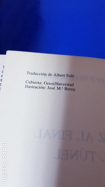 Libros de segunda mano: libro-la luz al final del tÚnel-ed.martinez ROCA-JOHN SKIPP+GRAIG SPECTOR-perfecto estado-ver fotos - Foto 6 - 188762236