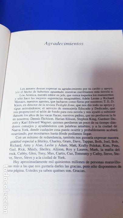 Libros de segunda mano: libro-la luz al final del tÚnel-ed.martinez ROCA-JOHN SKIPP+GRAIG SPECTOR-perfecto estado-ver fotos - Foto 8 - 188762236