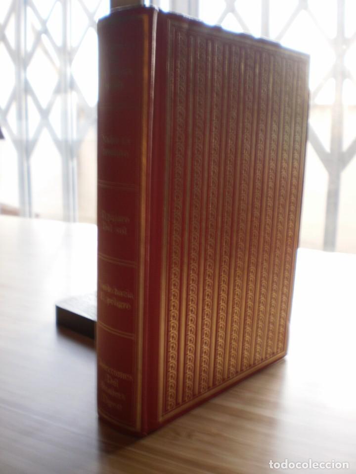 SEL. READER'S DIGEST:LOS JUEVES DE LA SEÑORA GIULIA;NADIES ES INVALIDO;EL PAJARO DEL SOL ... (Libros de Segunda Mano (posteriores a 1936) - Literatura - Narrativa - Otros)