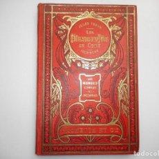 Libros de segunda mano: JULES VERNE LES TRIBULATIONS D´UN CHINOIS EN CHINE (FRANCÉS) Y97641. Lote 189256670