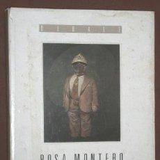 Libros de segunda mano: AMADO AMO POR ROSA MONTERO DE ED. DEBATE EN MADRID 1988 PRIMERA EDICIÓN. Lote 189559311