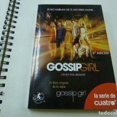 Livros em segunda mão: GOSSIP GIRL - CECILY VON ZIEGESAR - N 6. Lote 189642030