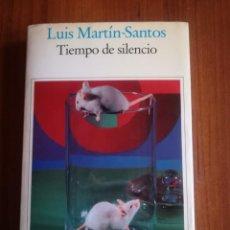 Libros de segunda mano: TIEMPO DE SILENCIO. LUIS MARTÍN SANTOS.. Lote 190061103