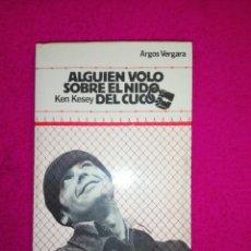 Libros de segunda mano: ALGUIEN VOLO SOBRE EL NIDO DEL CUCO..1976. Lote 190089621