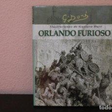 Libros de segunda mano: ORLANDO FURIOSO POR LUDOVICO ARIOSTO. Lote 190607437