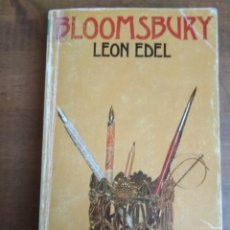 Libri di seconda mano: LEON EDEL - BLOOMSBURY. UNA GUARIDA DE LEONES. Lote 190628407