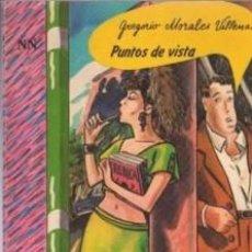 Libros de segunda mano: PUNTOS DE VISTA GREGORIO MORALES VILLENA. Lote 190767052