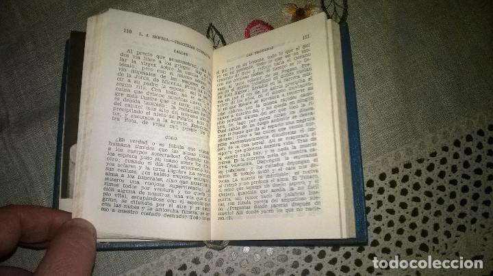 Libros de segunda mano: 18-TRAGEDIAS COMPLETAS, Seneca, crisol 18 - Foto 2 - 190919076