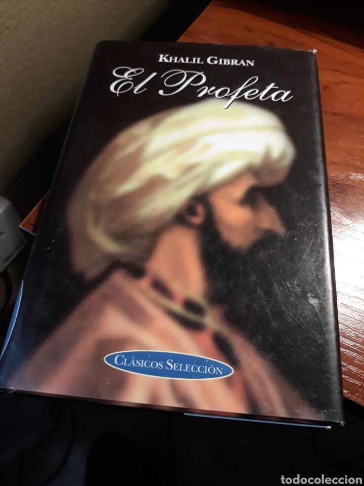 EL PROFETA - KHALIL GIBRAN (Libros de Segunda Mano (posteriores a 1936) - Literatura - Narrativa - Otros)