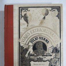Libros de segunda mano: VIAJES EXTRAORDINARIOS. JULIO VERNE. Lote 191147707