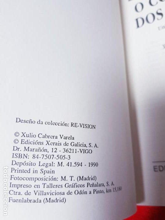Libros de segunda mano: LIBRO-O COMBATE DOS DEUSES-XULIO VARELA C.-1990-XERAIS-GALLEGO-VER FOTOS - Foto 8 - 191268412