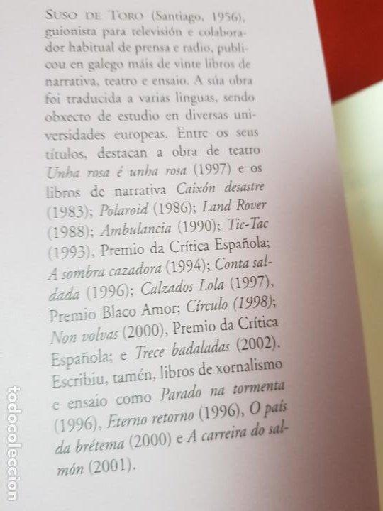 Libros de segunda mano: LIBRO-TRECE DADALADAS-SUSO DE TORO-XERAIS-GALLEGO-2ªEDICIÓN 2003-VER FOTOS - Foto 4 - 191317172