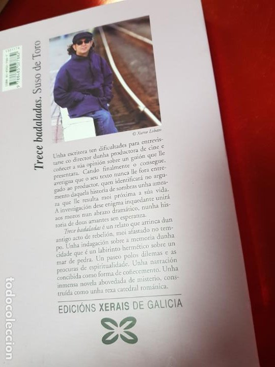 Libros de segunda mano: LIBRO-TRECE DADALADAS-SUSO DE TORO-XERAIS-GALLEGO-2ªEDICIÓN 2003-VER FOTOS - Foto 5 - 191317172